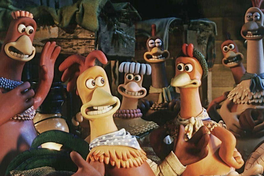chicken run sequel