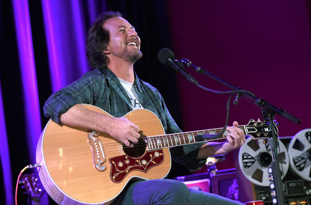 Vedder Today