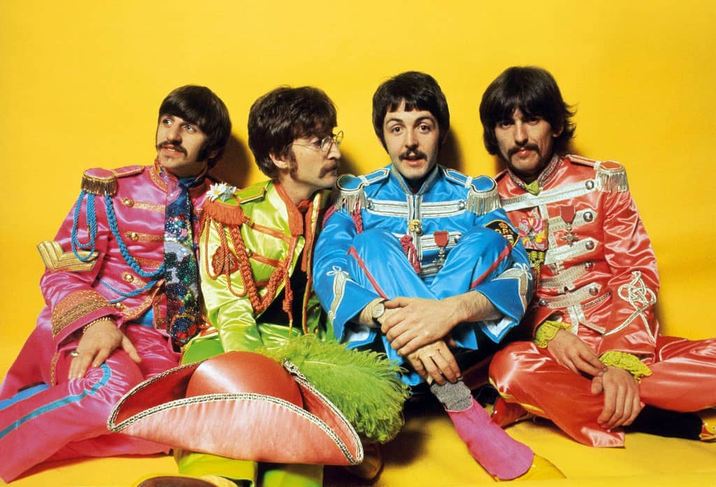 The Beatles Lucy in the Sky with Diamonds