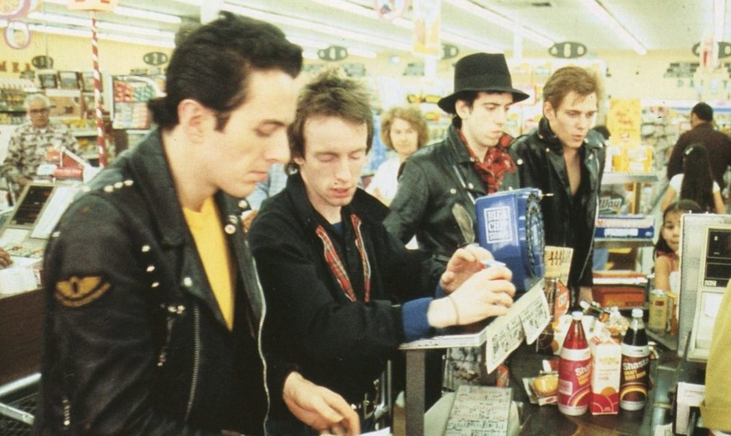 The Clash in a supermarket 1979 Rock the Casbah misunderstood lyrics