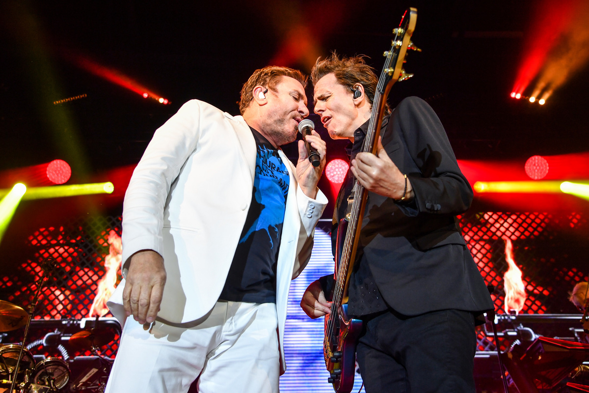 Duran Duran In Concert - New Orleans, LA