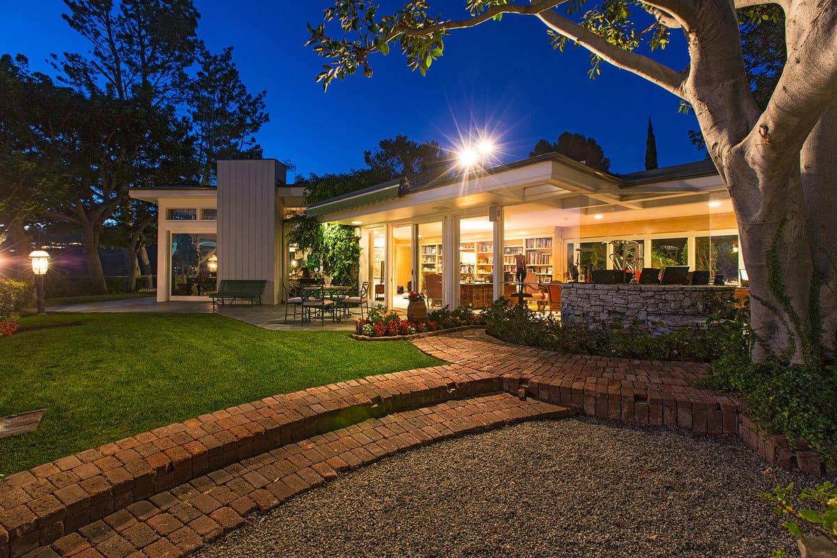 Elvis Presley Bel Air Home