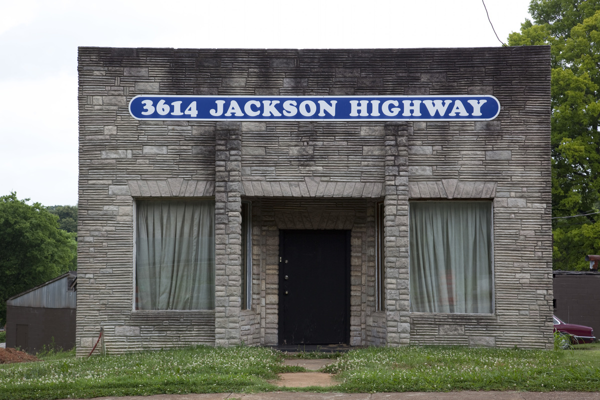 Muscle Shoals Sound Studio - 3614 Jackson Highway