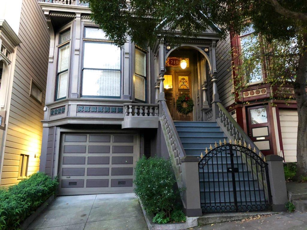 The Grateful Dead House 710 Ashbury