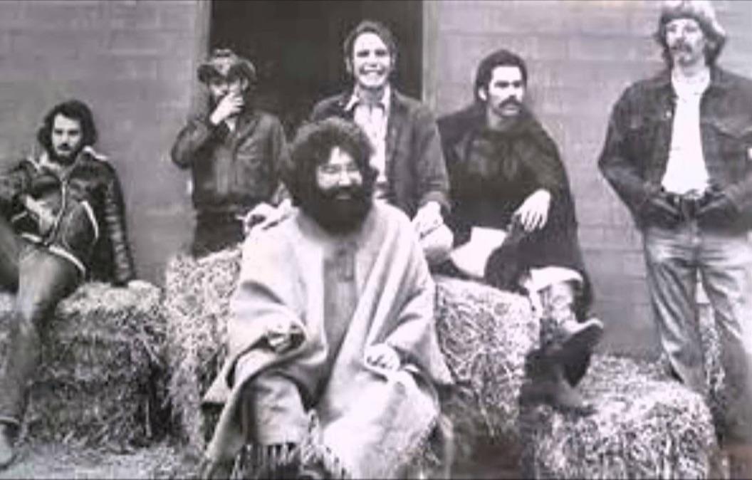 The Grateful Dead at Mickeys Ranch