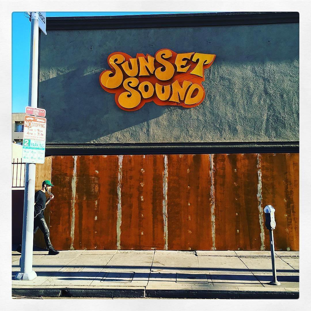 sunset sound exterior