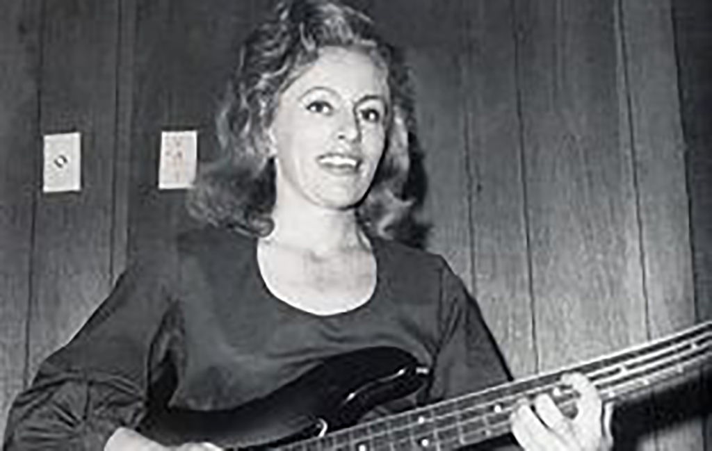 Carole Kaye