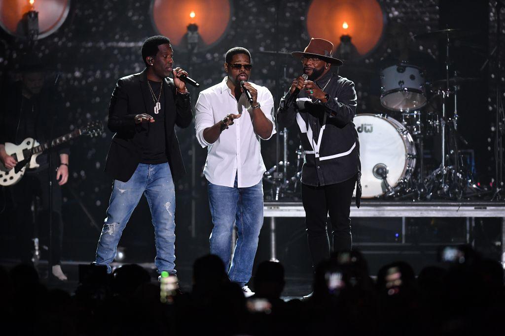 boyz ii men in concert in 2019