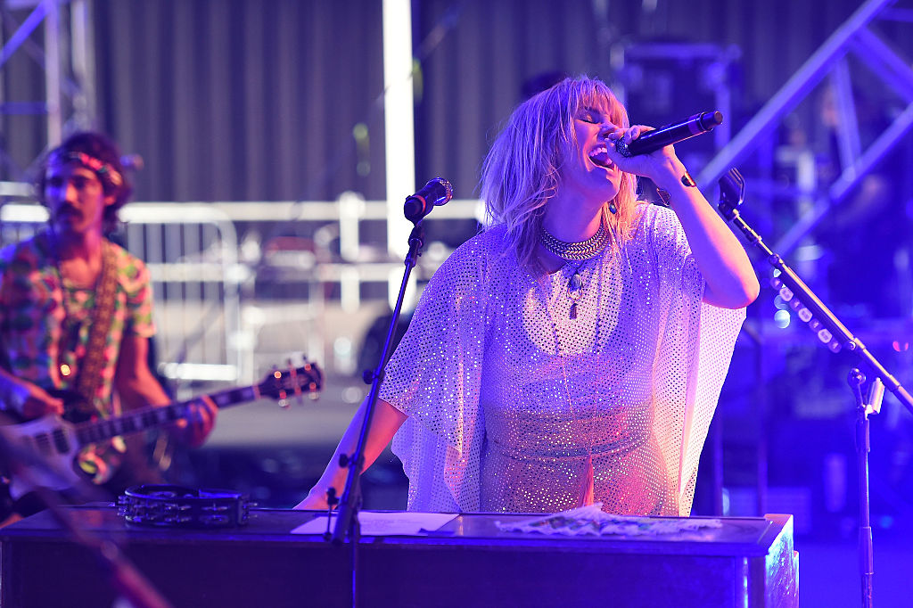 Grace potter met her nocturnal bandmates in college