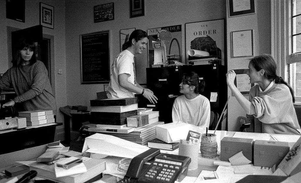 Factory Records Office