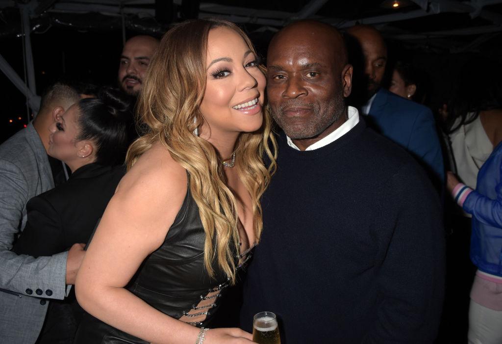 Mariah and LA Reid
