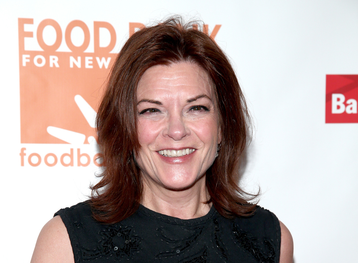 Singer-Songwriter Rosanne Cash attends the 2016 Food Bank For New York Can-Do Awards Dinner at Cipriani Wall Street on April 20, 2016 in New York City.