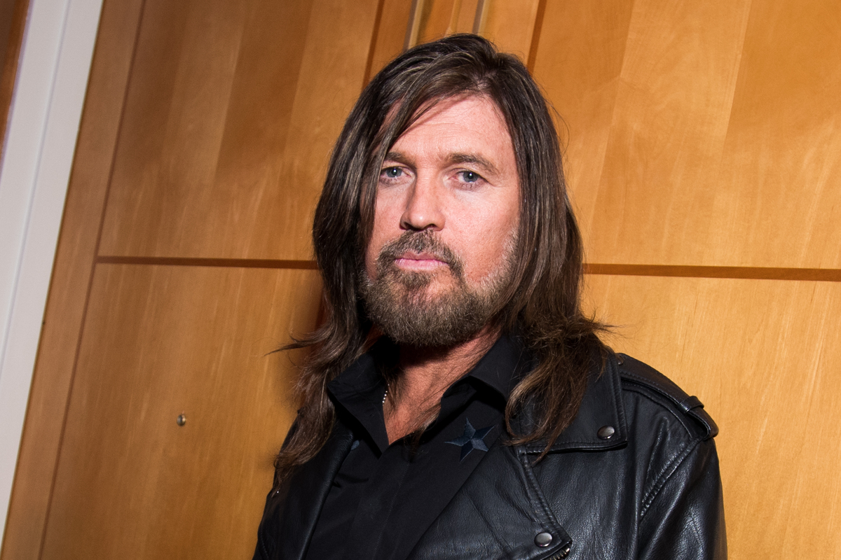 Billy Ray Cyrus attends the Celebrity Fight Night's Founders Club Dinner on March 9, 2018 in Phoenix, Arizona.