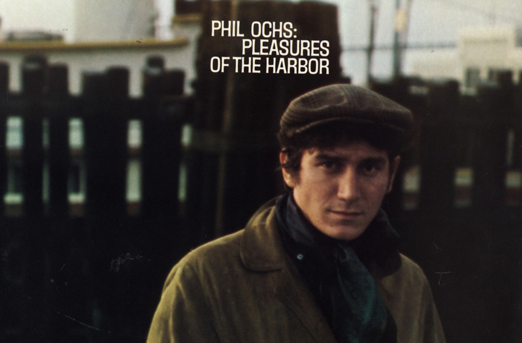 Pleasures of the Harbor cover