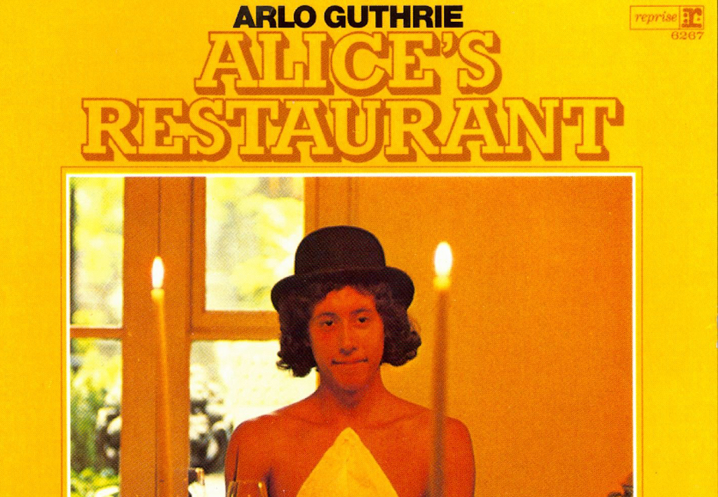 Alice's Restaurant cover