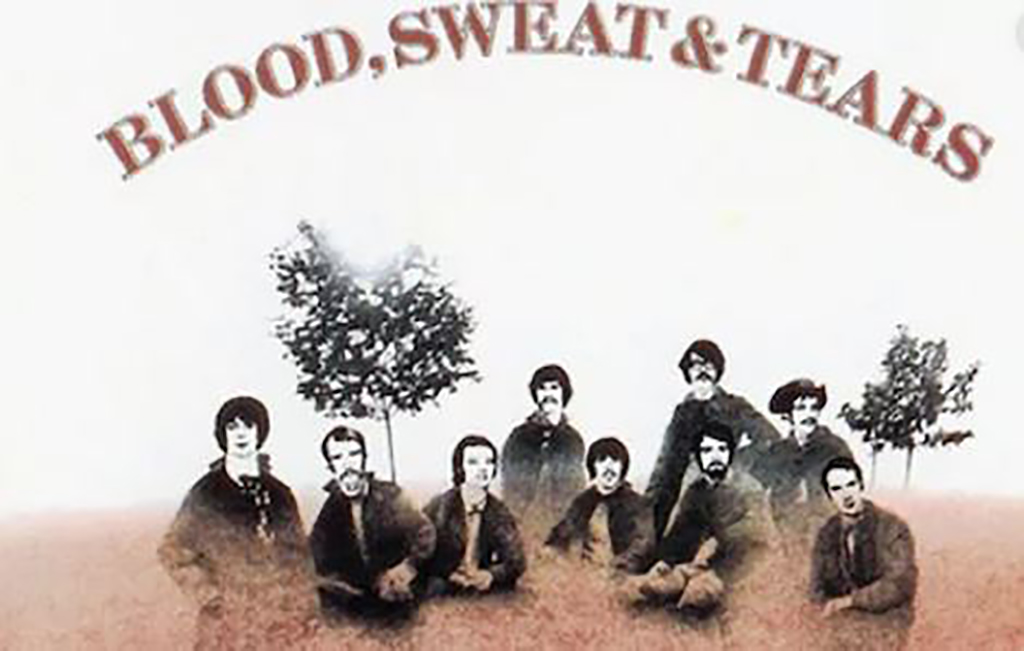 Blood Sweat and Tears album cover