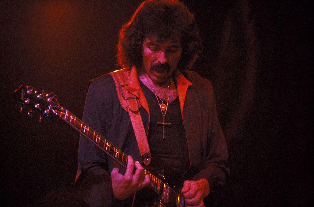 Playing for Black Sabbath