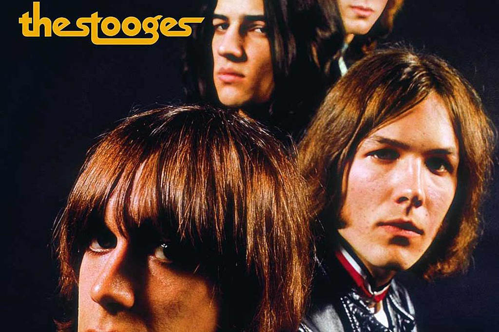 The Stooges cover
