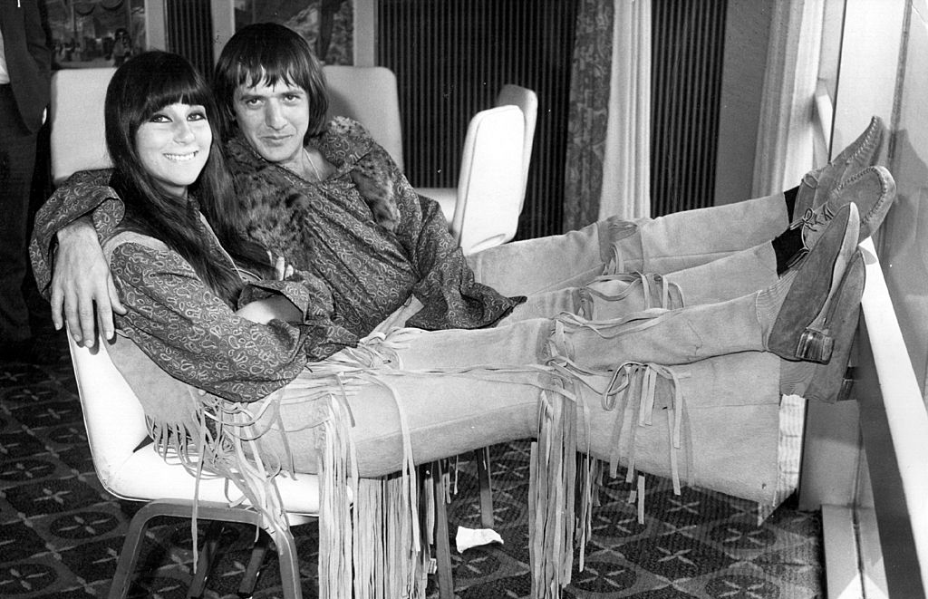Sonny and Cher at the Hilton in London