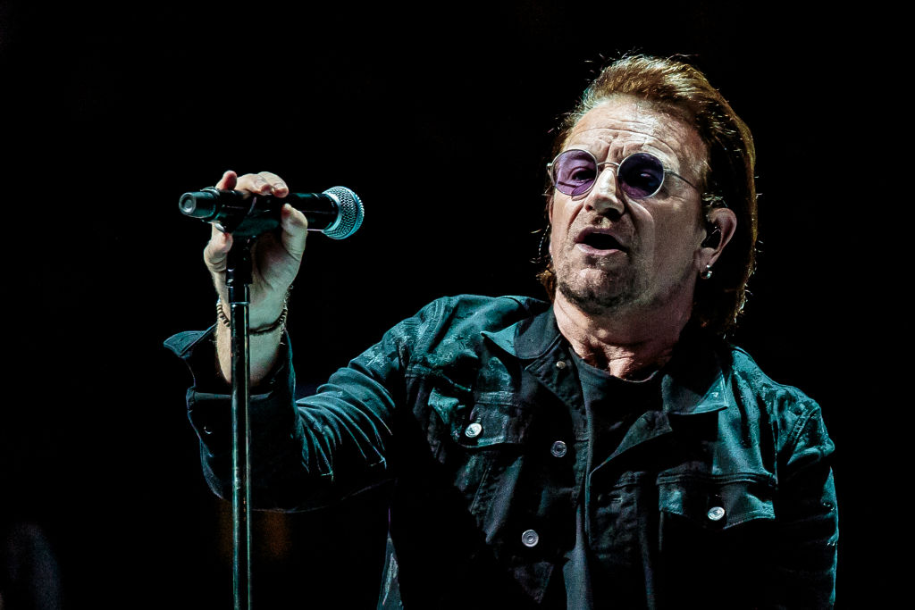 Now, Bono Looks Like The Evil Guy From Oliver Twist