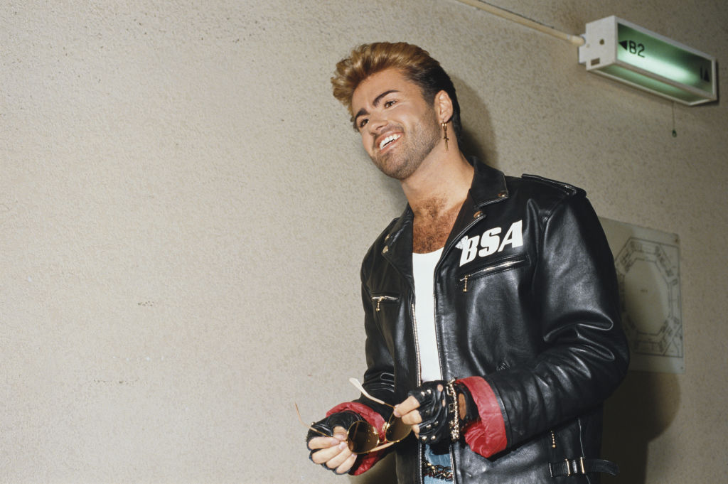 George Michael Had The Blow Out Of Most Girls Dreams