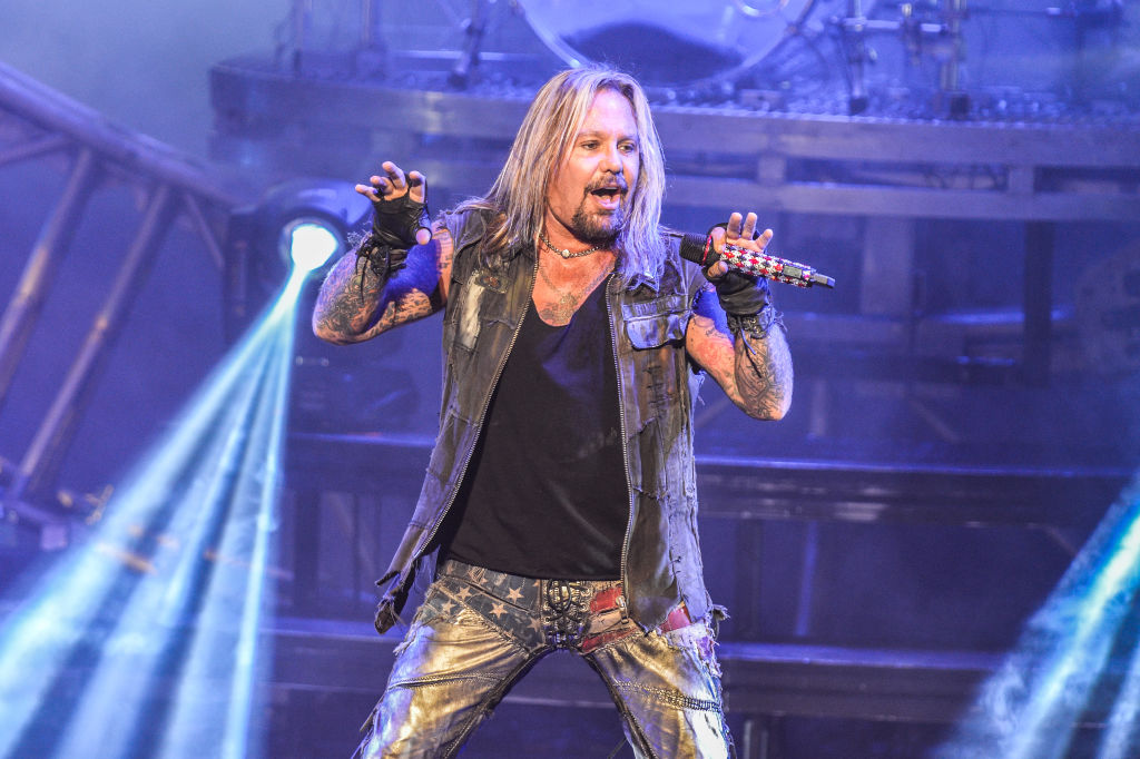 Vince Neil Needs To Ditch The Blonde Hair