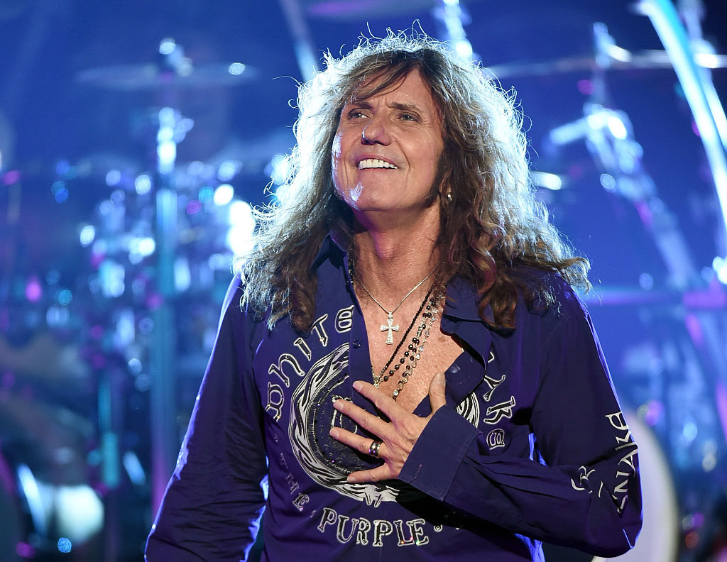 David Coverdale Looks More