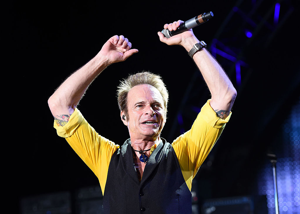 At Least David Lee Roth Now Wears A Shirt