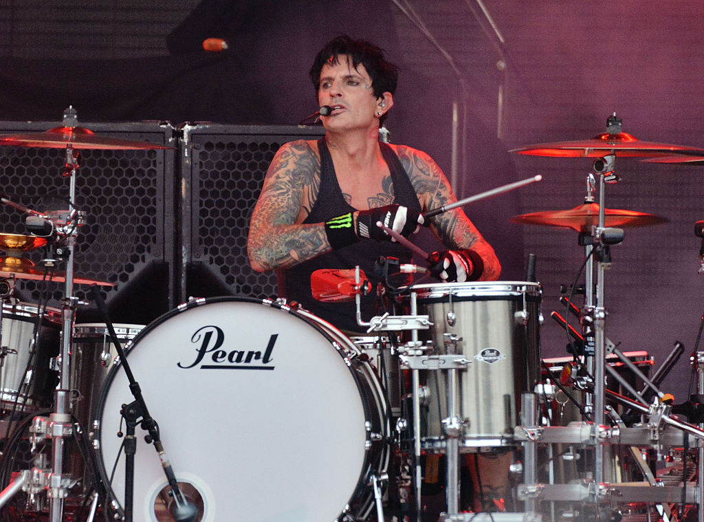 Tommy Lee's Been In And Out Of Jail