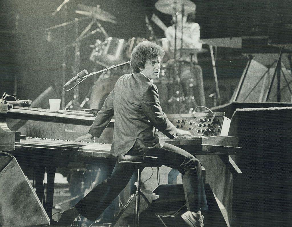 Billy Joel Is One Of The Best-Selling Musicians Of All Time