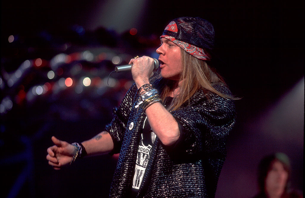 Axl Rose Welcomed Everyone To The Jungle