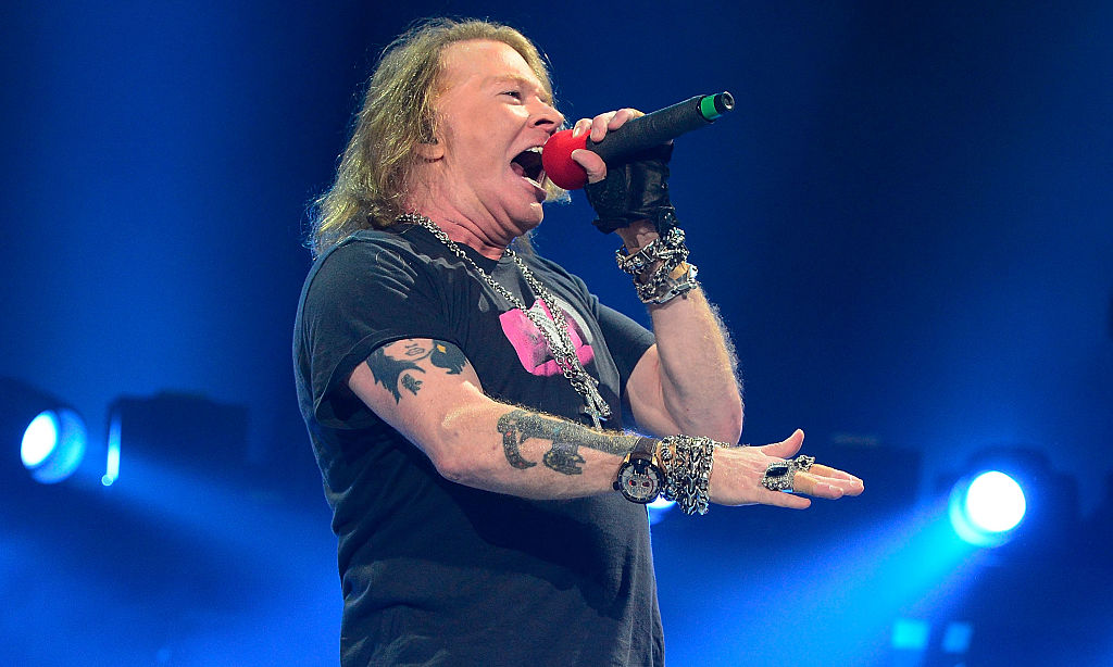 Someone Should Tell Axl Rose It's No Longer The 80s