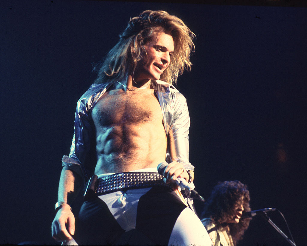 David Lee Roth Was A Dreamboat