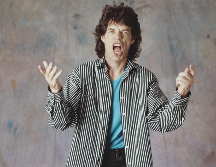 The 60s Brought Us Mick Jagger
