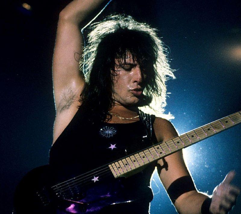 Richie Sambora Was The 2nd Hottest Guy in Bon Jovi