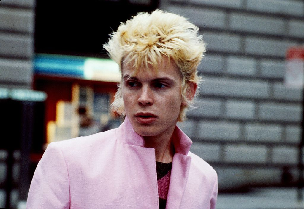 Billy Idol Was Part Of The Second British Invasion