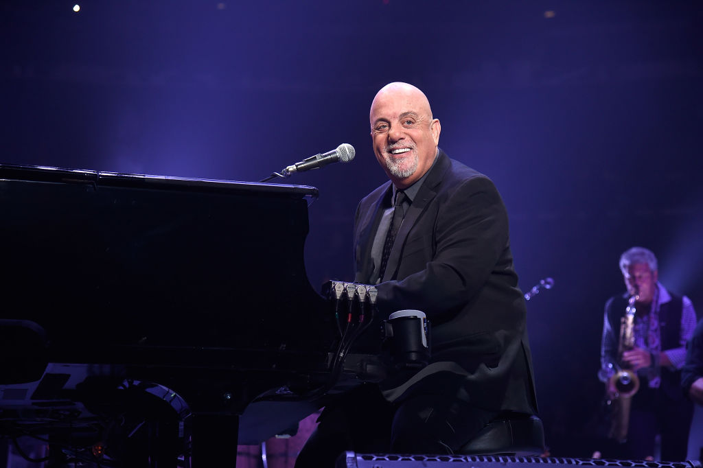 No Matter His Looks, Billy Joel Will Always Be The Piano Man