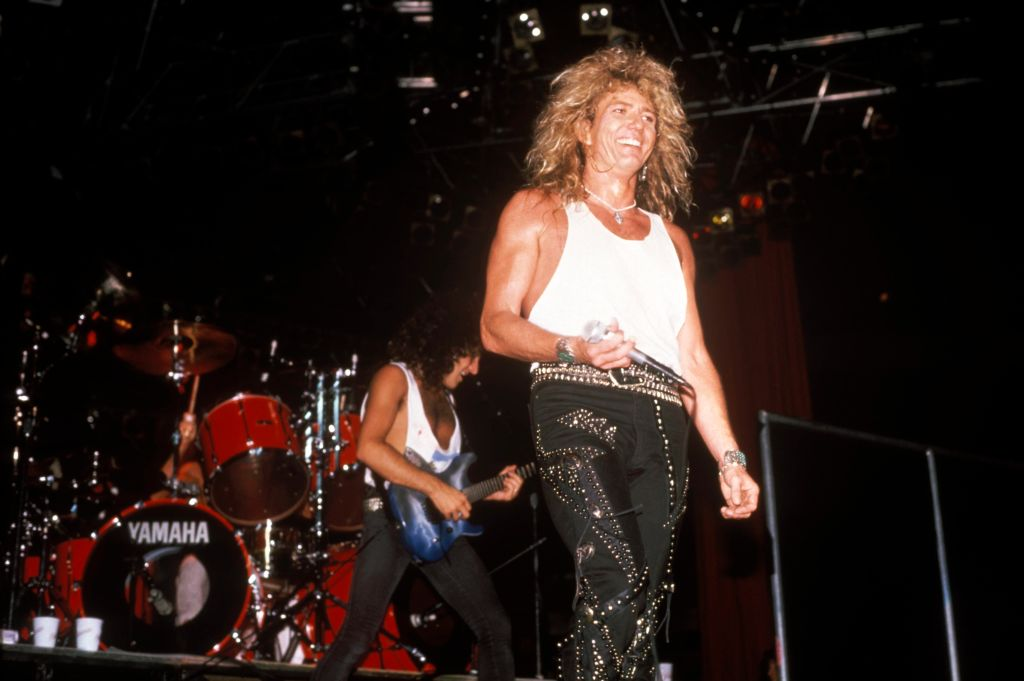 David Coverdale Had The Ultimate Rocker Look