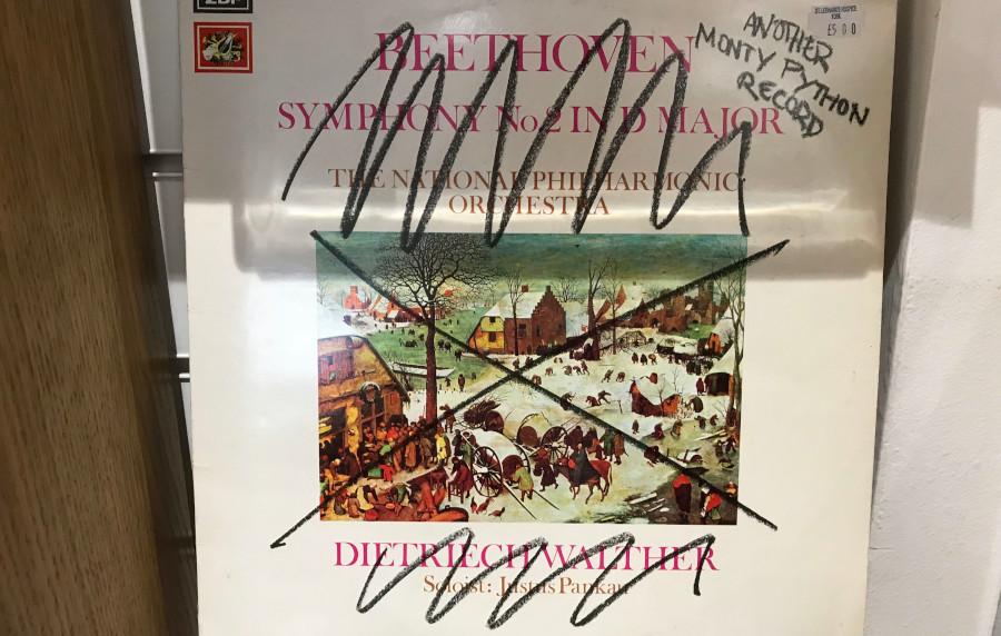 Monty Python album