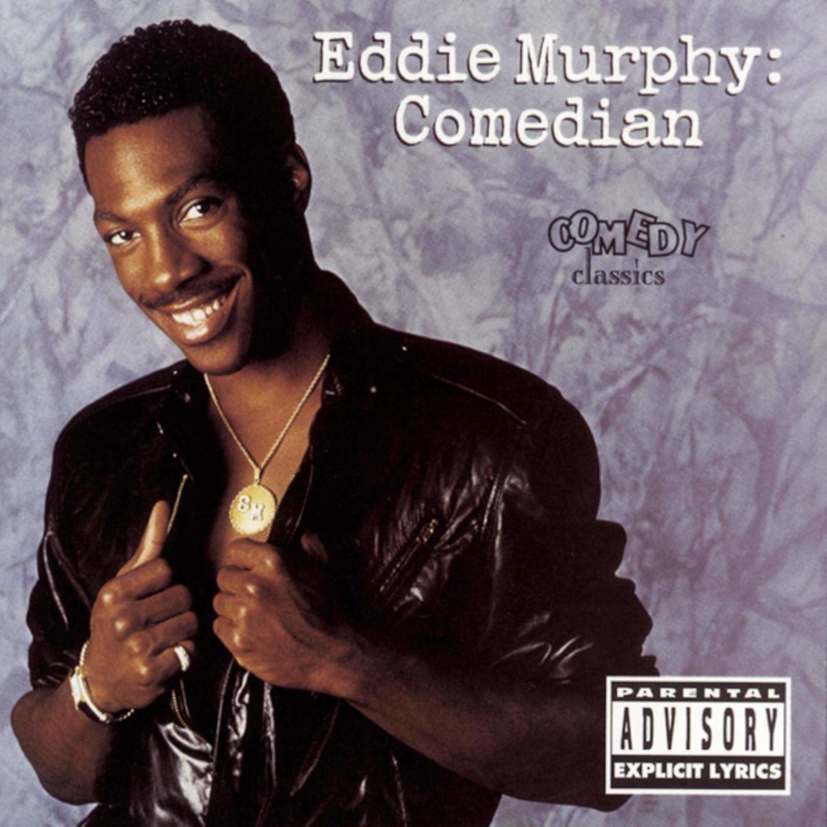 Eddie Murphy: Comedian album