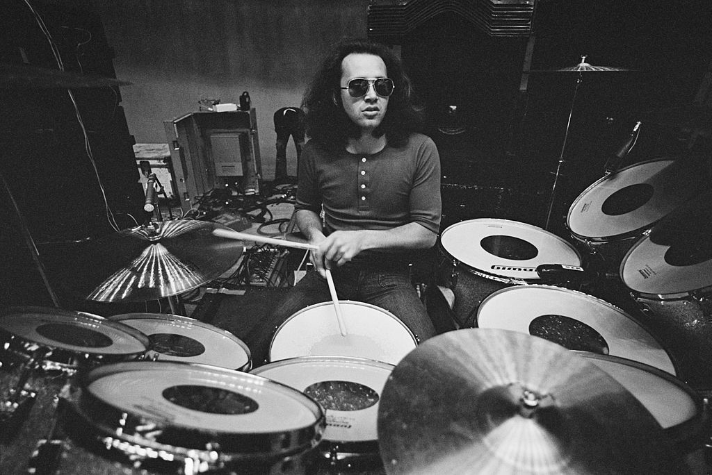 Ian Paice Is Considered The Forefather of Metal Drumming