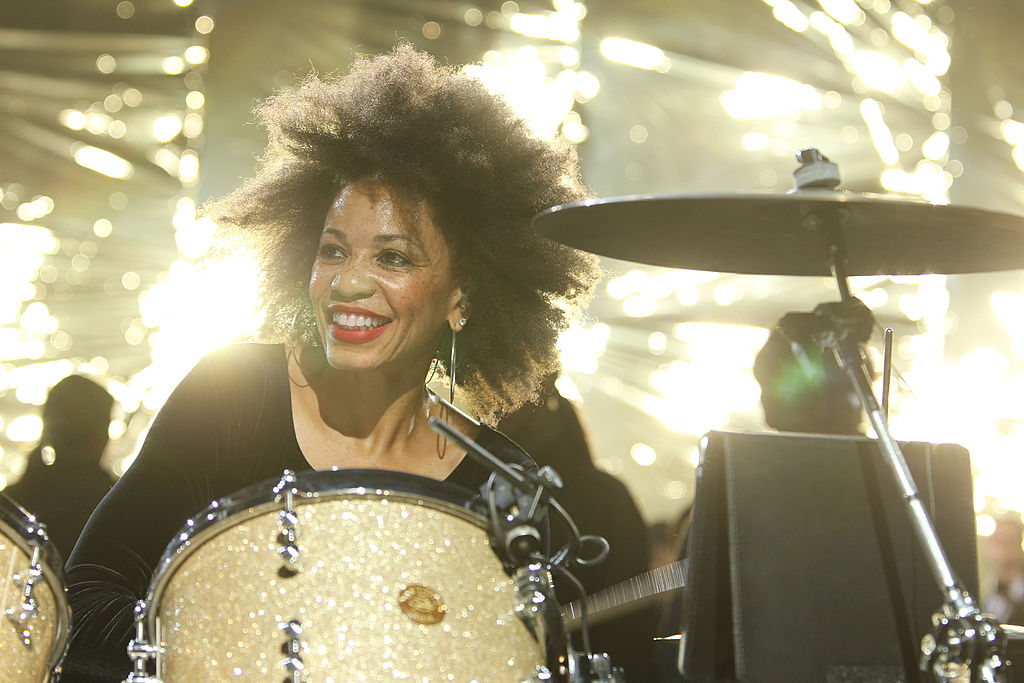 Cindy Blackman Is The Queen Of Improv