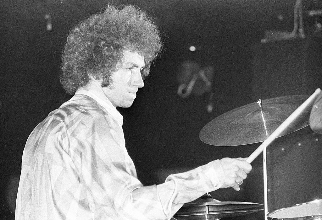 Mitch Mitchell Meshed With Jimi Hendrix