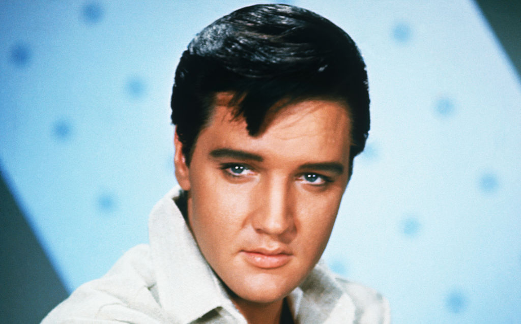 elvis looking
