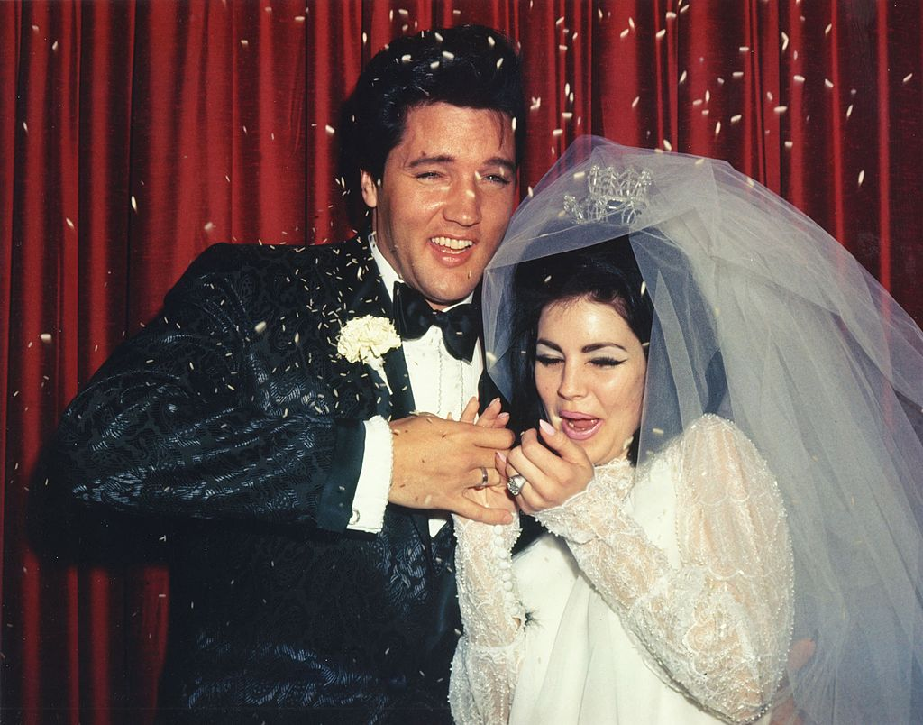 marrying elvis