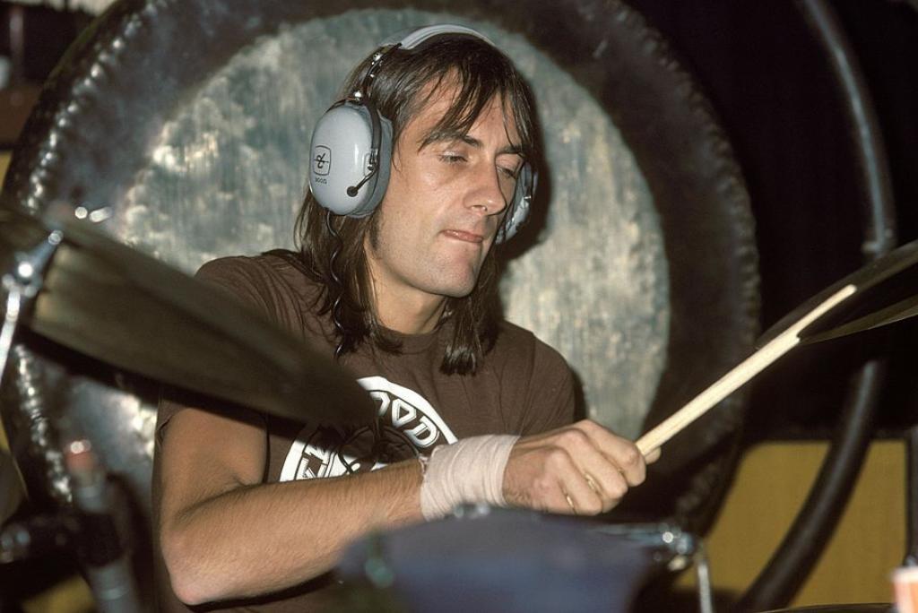 Mick Fleetwood Is Instinctive Yet Disciplined