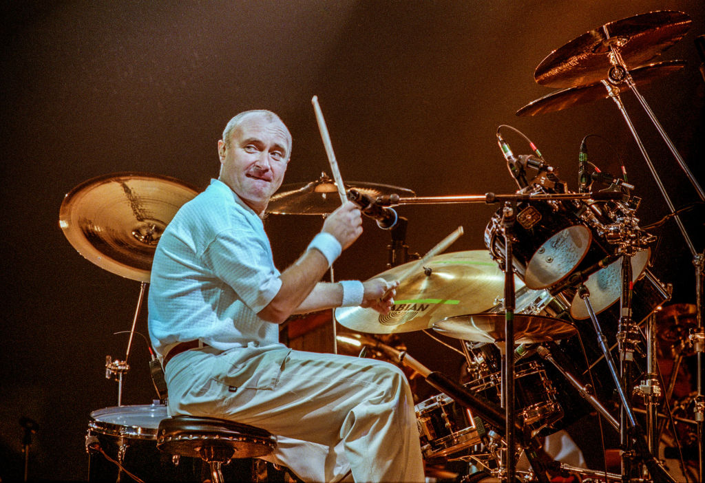 Every Artist Wanted Phil Collins To Play On Their Albums