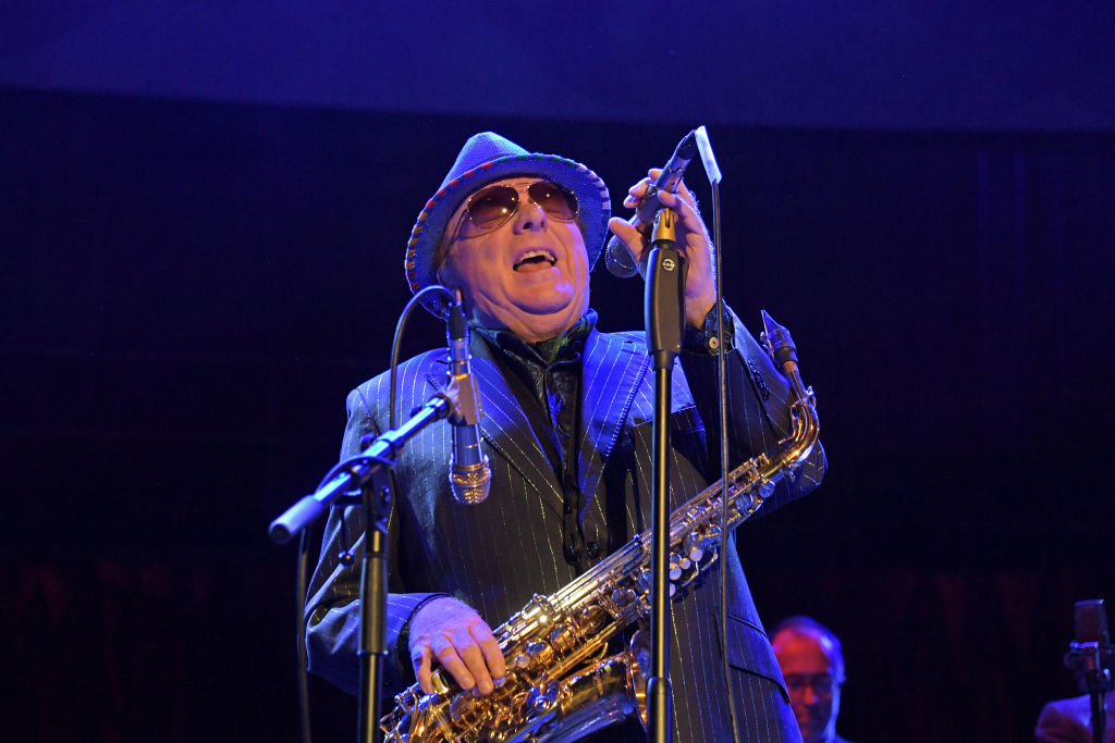 Van Morrison's Country Album Was Well Received