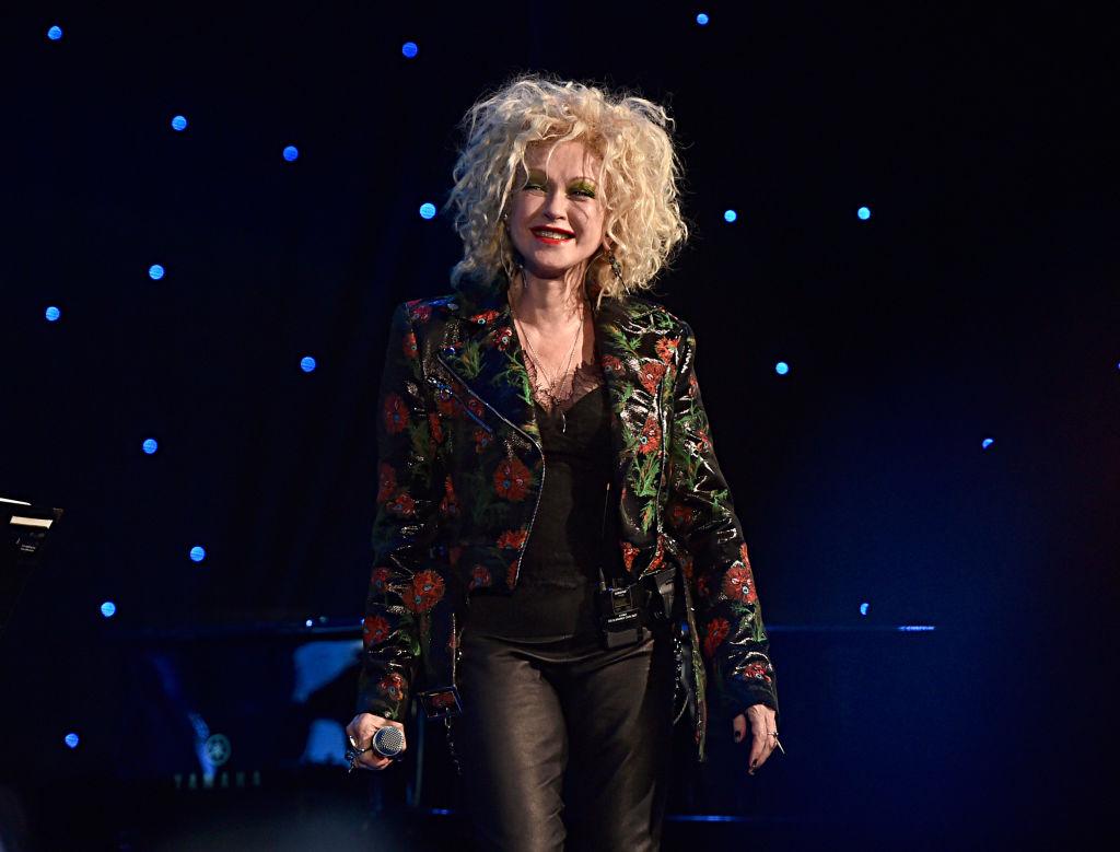 Cyndi Lauper's 2016 Album Detour Featured Willie Nelson & Emmylou Harris