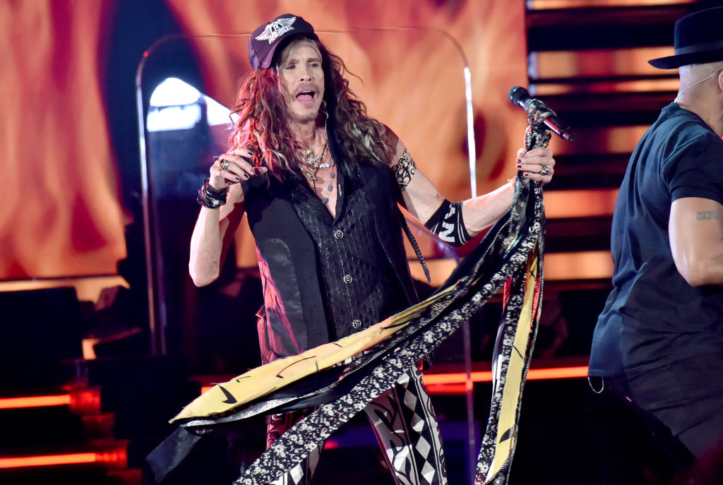 Steven Tyler's Debut Solo Album Was Country Inspired